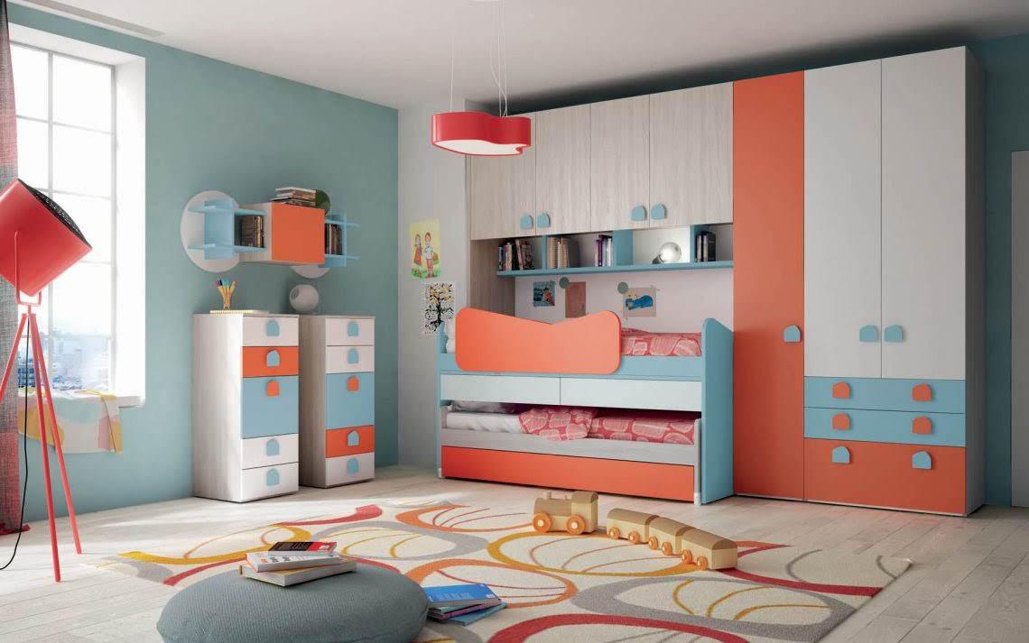 Camere Ponte Per Ragazzi.Camerette Per Bambini Home Mistral Redart Arredamenti
